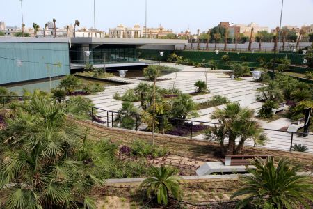 Al Shaheed Park Overview